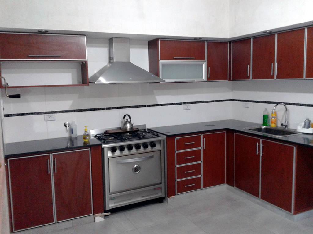 Fabrica de muebles de cocina muebles bowen for Muebles cocina melamina